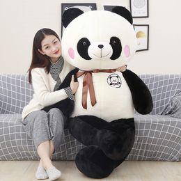 51bfd2421b2 giant panda plush toy cartoon bear hug bear doll cute dolls sleeping  holding for girlfriend gift decoration 63inch 160cm
