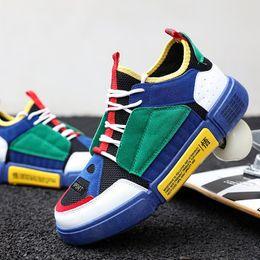 chaussures nationales Promotion New 2018 ins ultra chauds chaussures pour hommes d'été respirant mode nationale torre occasionnels hommes chaussures