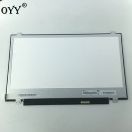 "Wholesale asus led screen - 14"" LED LCD Screen NV140FHM-N62 N140HCA-EBA N140HCE-EN1 Laptop Display screen Matrix For Asus Zenbook UX410 U410UQ"