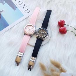 Wholesale Silicone Belts - crime watch men or women stainless steel belt quartz top luxury watch brand casual watch1