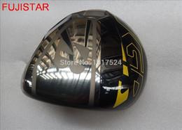 Wholesale Golf D - FUJISTAR GOLF JGR Titanium golf driver head have headcover matching