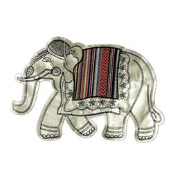Patch De Couture Éléphant 23CM x 16CM SPatches Badges Pour Sac Jeans Chapeau T Shirt DIY Appliques Artisanat Décoration ? partir de fabricateur