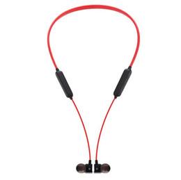 Argentina 2018 G16 X Auriculares inalámbricos Bluetooth Deportes Bluetooth 4.2 Banda para el cuello Auriculares Con función de tarjeta de micrófono TF para iphone Samsung con venta al por menor Suministro