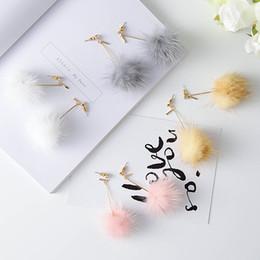 Ювелирные украшения онлайн-популярный стиль нержавеющей Моды Стад медведи жемчуг серьги женщины ювелирные изделия свадьба подарок мяч серьги женские серьги темперамент с ac