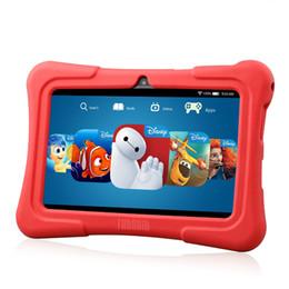 2019 tavoletta quad core 8gb DragonTouch Y88X Plus Tablet da 7 pollici per bambini Quad Core Android 5.1 1GB / 8GB Kidoz Pre-installato Migliori regali per bambino tavoletta quad core 8gb economici
