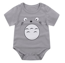 1f905f64b141 Chinese Newborn Jumpsuit Baby Boy Clothes Totoro Cotton Clothing Baby Onesie  manufacturers