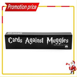 Wholesale Wholesale Kids Games - Cards Against Muggles The Harry Potter Version The game is strictly for adult player IMMEDIATELY DELIVERY