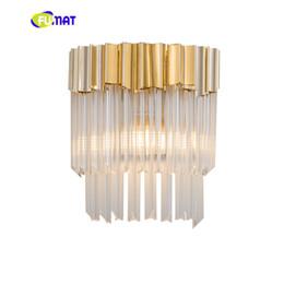 Neue design luxus wandleuchte moderne wandleuchte AC110v 220 v gold applique murale leuchte hause beleuchtung durchmesser 30 cm von Fabrikanten