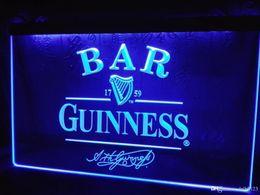 Guinness néon barra de luz on-line-LA427-b BAR Cerveja Guinness LED Neon Light Sign