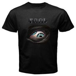 Canada Nouveauté OUTIL Lateralus * Eye Logo Rock Band Hommes T-Shirt Noir Taille S M L XL 2XL 3XL Hommes 2018 Marque de Mode T Shirt O-Neck 100% Coton T-Shirt Offre