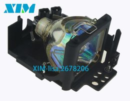 Wholesale projector brands - free shipping Brand New Replacement Projector Lamp DT00461 with Housing for HITACHI CP-HX1080 CP-HS1090 CP-X275