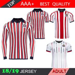 be31c1a60 chivas 110 jersey Rebajas Chivas Nuevo 2018 de Guadalajara World Cup  Camisetas de fútbol Kit de