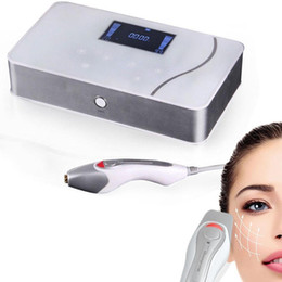 Rf thermage facelifting online-Neuer intelligentes Fractional RF-Maschine Thermage Radio Frequency Face Lift Hautstraffung Faltenentfernung Dot Matrix RF-Maschine DHL