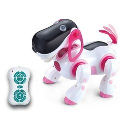 Wholesale Walking Talking - YingJia IR RC Smart Storytelling Sing Dance Walking Talking Dialogue Robot Dog Pet Toy