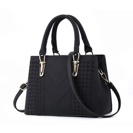 Wholesale Famous Phones - famous brand Designer fashion women luxury bags MICKY KEN lady PU leather handbags brand bags purse shoulder tote Bag female