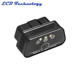 Wholesale Bluetooth Detector - Hot Sell KW901 OBD Bluetooth Car Engine Fault Diagnostic Scanner Detector