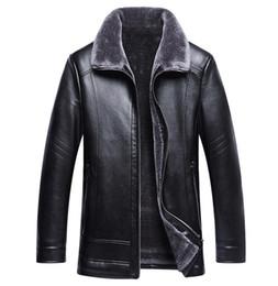 Wholesale Fashion Leather Garments - Autumn winter 2017 New South Korean Men's Fur Garment, Men's Fashion Leather Jacket