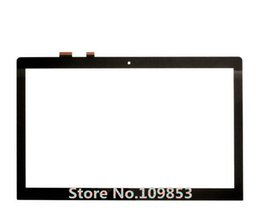 Wholesale glass digitizer replacement asus - 13.3 Inch Touch Screen Digitizer Glass Replacement For Asus VivoBook S300 S300C S300CA DA5308RA