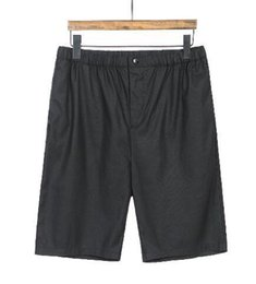 Wholesale Mens American Swimwear - Express Brand London Brit Men Casual Shorts Beach Trunks Mens Sport Short Pants Bottoms England Board Swimwear Black M-XXXL
