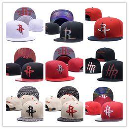 Wholesale Adult Houston - Wholesale new arrival Rockets Snapback Caps Houston Adjustable All Team Baseball women men Snapbacks High Quality james harden Sports hat