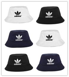 05873dc751f brands ads Promo Codes - Cheap New 2018 Summer Fashion Brand Woolen Bucket  Hat Sun Striped