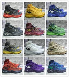 Wholesale crazy designs - Andrew Wiggins Crazy Explosive Mens Basketball Shoes Man J Wall 3 Primeknit Design Crazy Explosive PE AW Crazylight Shoes