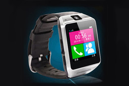 наручные часы для телефона Скидка GV08 сенсорный экран многофункциональный Bluetooth смарт наручные часы Наручные часы для телефона Android Smartwatch телефон