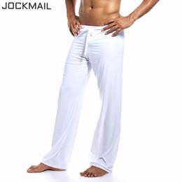 JOCKMAIL Marca Sport Fitness Uomo Yoga Pantaloni verticali palestra liscia Abbigliamento sportivo Per Fitness Correre Abbigliamento Bodybuilding Gay da