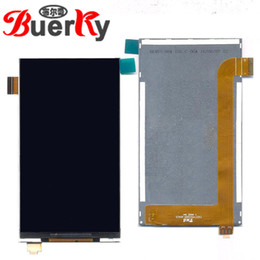 Wholesale micromax screen glass - 5pcs LCD Screen Glass Digitizer For Micromax Bolt Q346 LCD Display Monitor Sensor Replacement with free shipping