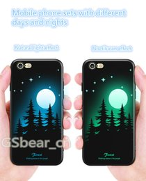 Wholesale Paint Definition - Customized 2018 NEW High definition 3D painted night light mobile phone set for iphoneX 8 7 6 & HUAWEI & SAMSUNG