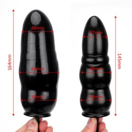 inflatable butt plugs dildo NZ - Inflatable Butt Plug Dildo Expandable Anal Masturbator women men man Sex Toys Sex Toy for Men and Women