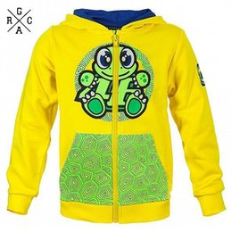 Wholesale Racing Jacket Coat - Motorcycle Hoodies Moto GP VR46 Valen Rossi Pattern Sweatshirt Coat Racing Sport Jacket