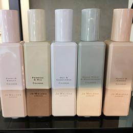 Canada Top Qualité Jo Malone Londres Avoine Bleuet Barely Green Blé Primevère Miel Parfum parfum 30 ml Livraison gratuite 2018 supplier top quality honey Offre