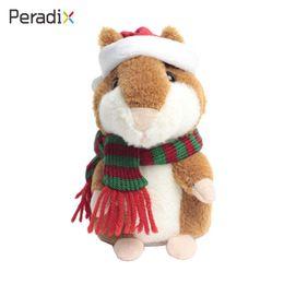 Wholesale Animal Speak - Electric Animal Pronunciation Toys Speak Educational Toy Music Cute Polyglot Coton Plush Sound Recording Stuffed Toys