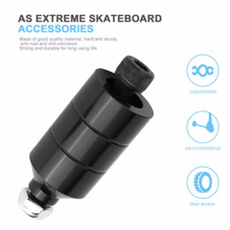 Wholesale Metal Scooters - 2Packs Barrel Nuts 3PCS Screws for Stunt Scooters with Hardware Anti-rust and Anti-corrosion Durable Metal Black hot