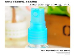 2019 großhandel parfums sets Großhandelsreiseflaschen stellten leeren Plastikzerstäuber nachfüllbares Parfüm-Spray 30ML ein rabatt großhandel parfums sets