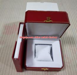 Wholesale 2824 Watch - Luxury High Quality CA Watch Original Box Papers Leather Boxes Handbag For Roadster Baignoire Ballon Bleu Tonneau 2824 2836 7750 Watches