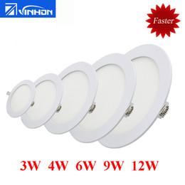 Argentina 3W / 4W / 6W / 9W / 12W LED downlight de techo 2.5