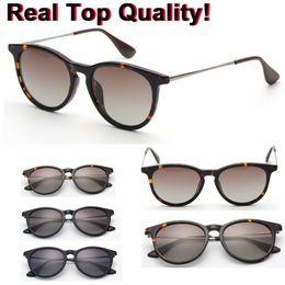 Lichtpakete online-4171 Modell Marke Sonnenbrille polarisierte Frau, super Licht Design uv400 Schutz erik sungass Gläser Linsen de Culos Originalverpackungen frei