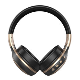 Radio bluetooth bon marché en Ligne-ZEALOT B19 Bluetooth Écouteurs Sans Fil Stéréo Écouteurs Casque avec Micro Casques Micro-SD Carte Fente FM Radio