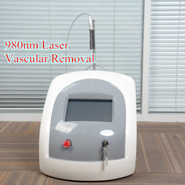 Wholesale Most Power - 2018 most effective Spa and Clinic use 30W big power 980nm laser spider vein and vascular removal machine