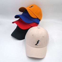 michael cap Promo Codes - MJ Dance Embroidered Hip Hop Casual Designer Hats Men Women Ball Caps Unisex Michael Commemorative Hats