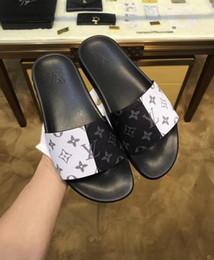 3b2f1b1fe854 Free Shipping Fashion men women striped sandals causal Non-slip summer  huaraches slippers flip flops slipper BEST QUALITY SIZE 36-45