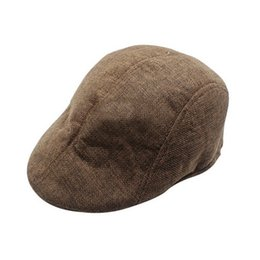 NIBESSER Mens Womens Duckbill Cap para hombre de punto sombrero de vendedor  de periódicos Winter Warm Beret Cap Gentleman Casual Unisex Boinas Gorras 16849489c22