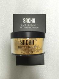 Deutschland 2019 mit Kleinkasten Sacha Butterblume-Einstellungspudermake-up SACHA loses Pulver DHL geben Verschiffen frei supplier makeup setting powder Versorgung