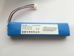li 3.7v tablet Скидка Замена батареи 5000mAh GSP0931134 для диктора Xtreme беспроволочного Bluetooth