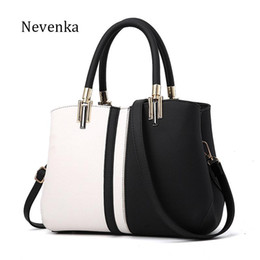 Wholesale Original Leather Handbags - Women Handbag PU Leather Bag Brand Tote Female Style Evening Bags Zipper High Quality Bag Lady Original Design Bags Sac