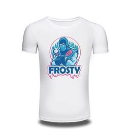 Canada Camping T-Shirts Haute Qualité 2017 Nouveaux Hommes TShirts Vêtements Coton Blanc T-Shirt Hommes O-Neck en Tees pas cher livraison gratuite Offre