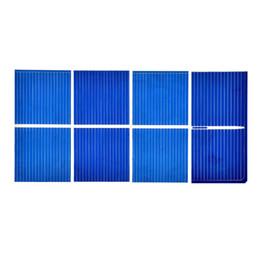 Canada Painel 100 Pcs Panneau Chine Painel De Silicium Polycristallin Placa DIY Panneau Solaire Cellules Solaires 52x26MM 0.45V 0.25W cheap silicon china Offre