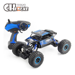 Wholesale Race Wheels - Newest Boys RC Car 2.4G Toy Car 1:18 Vehicle Buggy High Speed Racing Car Remote Control Truck Four-wheel Climber SUV